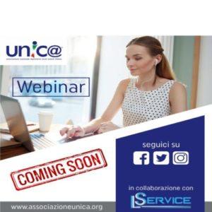 Webinar in collaborazione con LService.